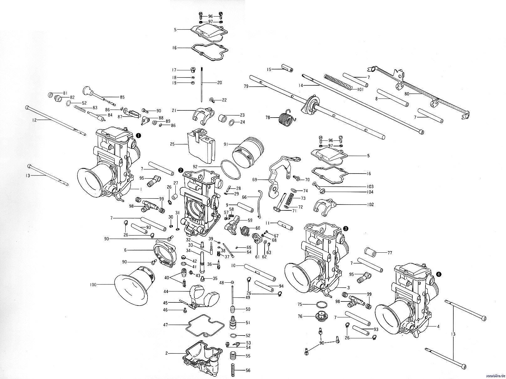Tw200 Carburetor Diagram Wiring And Engine 93 Yamaha Virago 1988 Moreover 5 As Well Schematic Besides